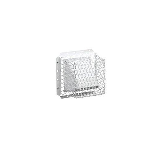 Hy-C Ventguard 7 '' X 7 '' Dryer/Bathroom Stainless Steel
