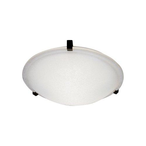 Bk Plc Ceiling Lighting (PLC Lighting 3475 BK 1 Light Ceiling Light Nuova Collection)