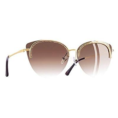 Sun Glasses For Women Sunglasses Elegant Luxury Style Decoration Shades Female A144