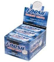 Foosh Energy Mints Blister Package ~18 Pack~