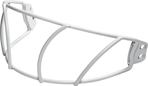 Rawlings Sporting Goods Senior Baseball Wire Guard, White
