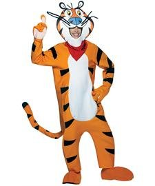 Tony the Tiger Adult Costume -