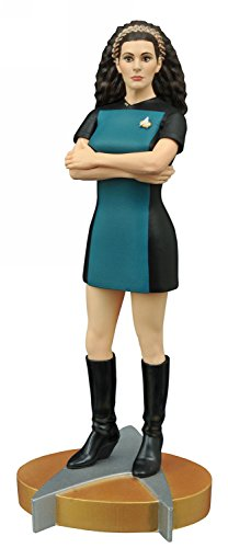 Diamond Select Toys Star Trek: The Next Generation: Counselor Deanna Troi Femme Fatales PVC (Counselor Troi)