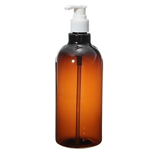 KINGSO Refillable Plastic Dispenser Shampoo