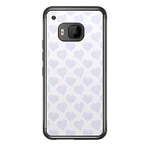 Loud Universe Samsung Galaxy Note 3 Geometrical Files A Geo 22 Transparent Edge Case - Purple