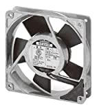 OMRON ELECTRONIC COMPONENTS R87F-A1A13HP AXIAL FAN, 120MM, 100VAC, 180mA