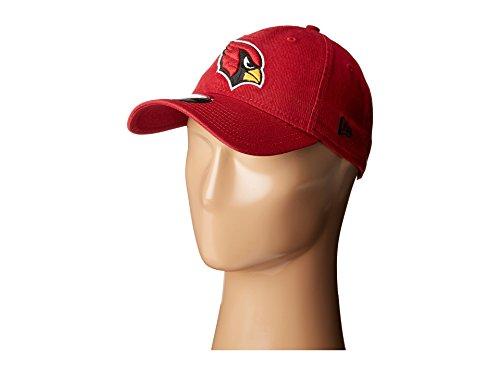 New Era  Men's Arizona Cardinals 9TWENTY Core Dark Red Hat