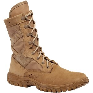 Belleville One Xero 320 Ultra Light Assault Boot, Desert Tan, Size 6W