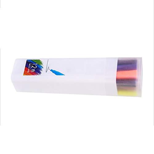 水彩絵筆セット 水彩絵の具ボックス 基本的な水彩ポットセット 子供のギフトに最適 cyf123456