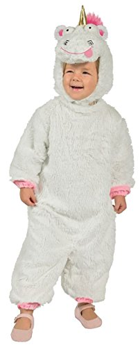 510282 Toddler Minions Despicable Me 3 Fluffy Unicorn Costume Toddler Read Measurements -