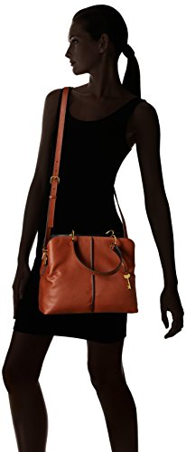 Handbag Fossil Handbag Lane Lane Brown Satchel Satchel Fossil Satchel Lane Handbag Brown Fossil Brown xw6E6