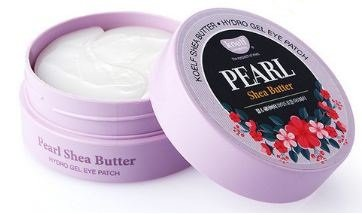 [Koelf] Pearl Shea Butter Eye Mask, 60 (Moisturizing Pearl)