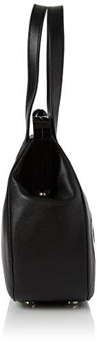 Pollyanna Handle Chalk Black Top Guinness Lulu Women's Bag Black RwnEFcqA6