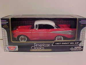ard Top Coupe Die-cast Car 1:24 8 inch Red ()