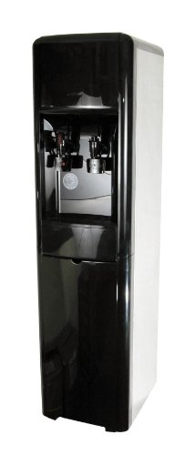 Bottleless Water Cooler - High Capacity - Filter and Install Kit Included. 2 Gallon Stainless Steel Reservoir