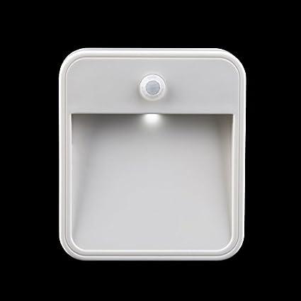 Tamlltide - LED de 0,5 W con sensor de movimiento y luz activado
