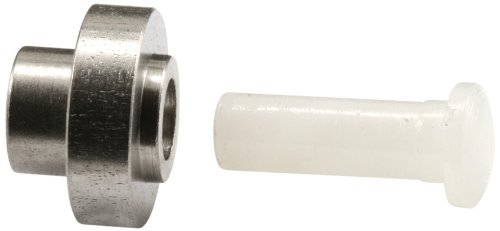 Prime-Line Products G 3098 Sliding Window Roller with Axle Pins, 7/16-Inch Flat Stainless,(Pack of 4)