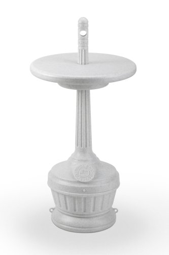 dci dc mach Bistro Style Ashtray with Table for the Patio