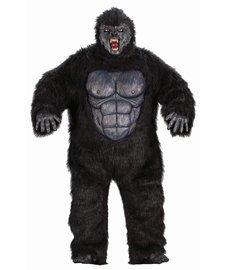 Ferocious Gorilla Costume - Plus Size - Chest Size 48-53 - Ferocious Gorilla