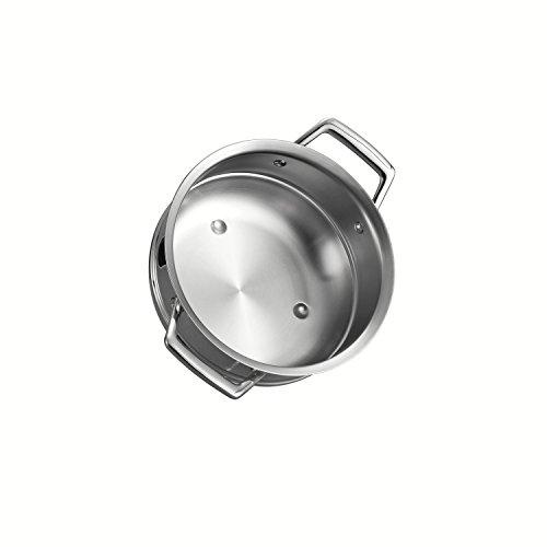 Tramontina Gourmet Prima 18/10 Stainless Steel Double Boiler Insert, 20cm