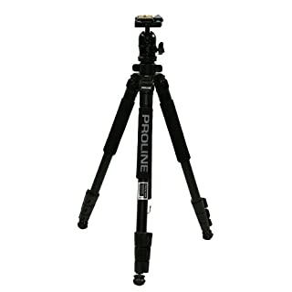 Dolica AX620B100 62-Inch Proline Tripod and Ball Head (B001D60LG8) | Amazon price tracker / tracking, Amazon price history charts, Amazon price watches, Amazon price drop alerts