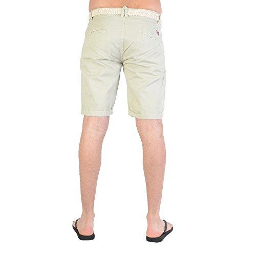 Pantalones Cortos Geográfica Noruega Palma 201 Beige Beige