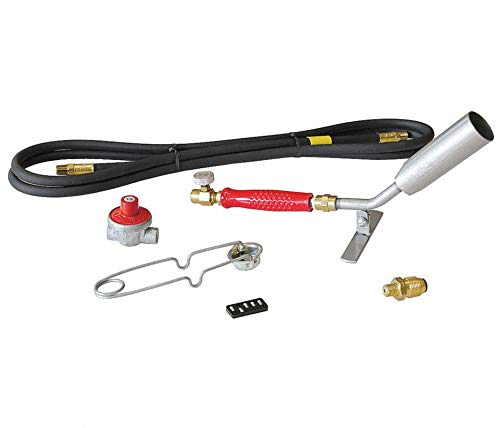 Adjustable Flame Type FLAME ENGINEERING HT 1 1//2-10CR Propane Torch Kit Manual Ignitor