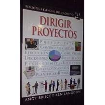 Dirigir Proyectos