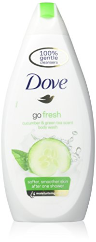 Dove Go Fresh Cool Moisture Fresh Touch Body Wash Cucumber a