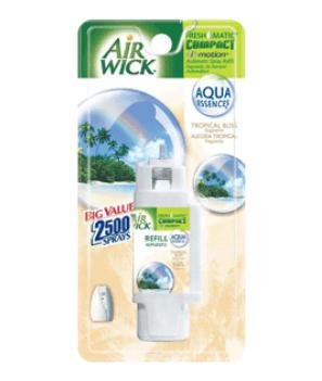 AIR WICK FRESHMATIC COMPACT i motion Automatic Spray Refill: Tropical (Air Bliss)
