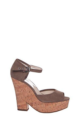 Donna Michael Kors michele sandalo adria zeppa