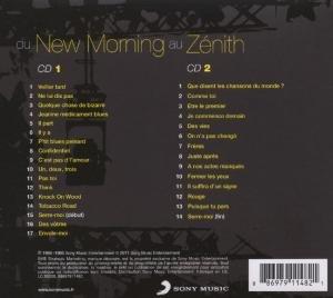 Du New Morning Au Zenith