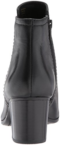 Aldo Chelsea Larissi Boot Leather Black Women's wYqUrw