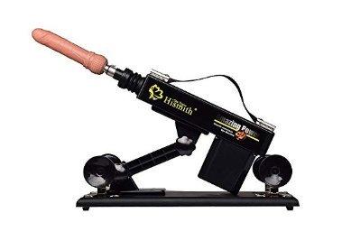 The machine gun sex position