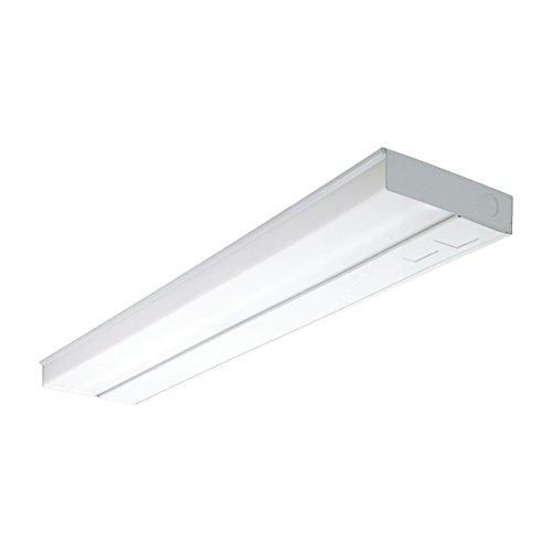 Metalux UC21T5113 UC Series Fluorescent Undercabinet Light Fixture, 21