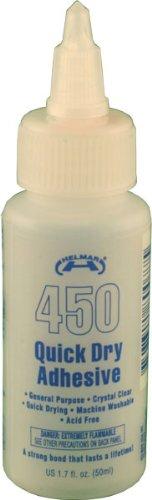 450 quick dry adhesive - 2
