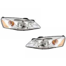 Pontiac Headlight Assembly - 2