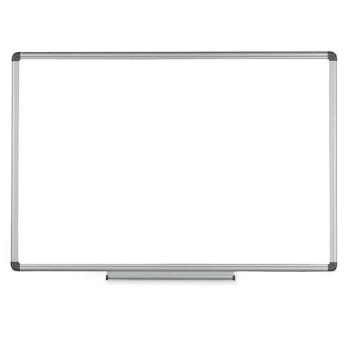 CR0620030 MasterVision Earth Magnetic Dry-Erase Board - 36''W x 24''H - Magnetic Surface - Aluminum Frame by MasterVision