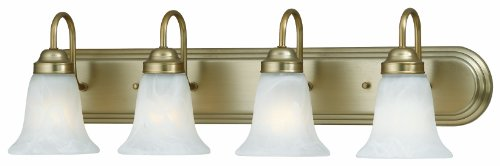 Thomas Lighting SL758468 Homestead Bath Light, Burnished Bronze