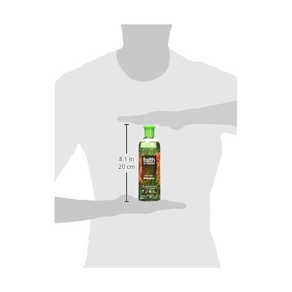Faith in Nature Natural Aloe Vera Shampoo, 400ml
