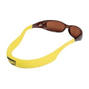 Chums Floating Neo Eyewear Eyewear Retainer, Yellow