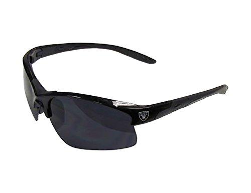NFL Oakland Raiders Blade Sunglasses