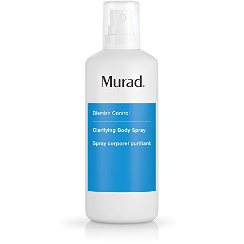 Murad Acne Clarifying Body Spray, Step 2