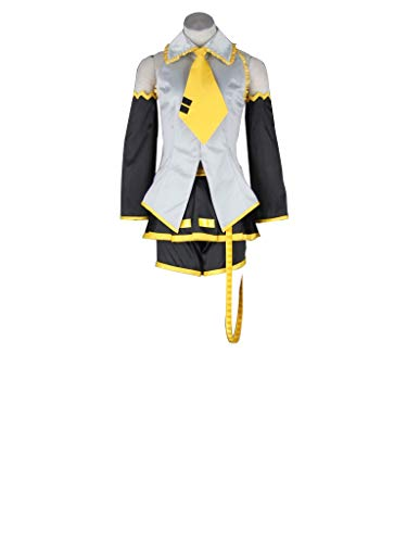Mtxc Women's Vocaloid Cosplay Costume Akita Neru 1st Size Large Silver