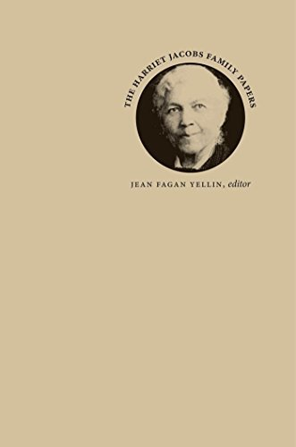 The Harriet Jacobs Family Papers by Jean Fagan Yellin, Joseph M Thomas, Kate Culkin, Scott Korb(November 1, 2008) Hardcover