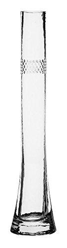 Sagaform 8711664 Bubbla Single Vase, Tall, Clear (Roses Vase Bud)