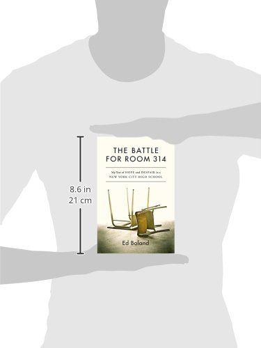 The Battle for Room 314: My Year of Hope and Despair in a New York ...