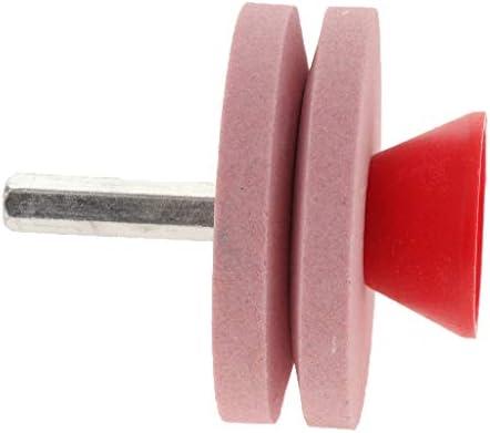 研磨剤芝刈り機シャープナー 切削工具の刃先研削 研磨ホイール 研ぎ器 園芸工具 丈夫 コランダム