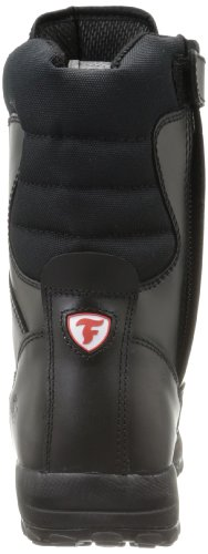 Pro Safety Side Zip Black Boots Ultralite Men's Comfort inch 8 Dawgs aCgUnqHa