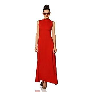 Miss Chase Women's Cotton Maxi Dress 31xjA8KfMVL